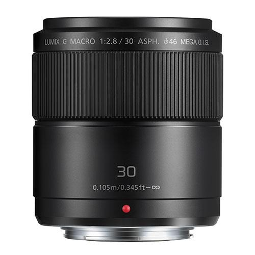 Panasonic 30mm f/2.8 Macro Lens for Lumix G