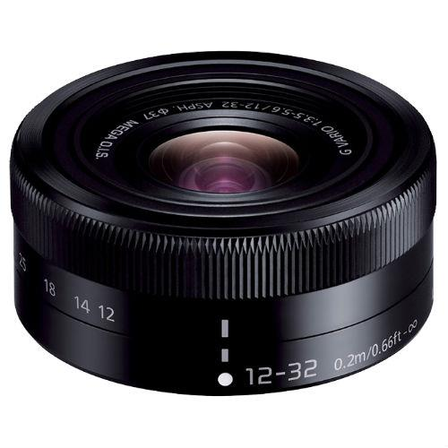 Panasonic 12-32mm f/3.5-5.6 ASPH OIS Lens