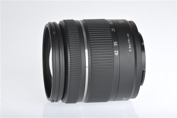 Panasonic 14-42mm f/3.5-5.6 ASPH. MEGA O.I.S. LUMIX G VARIO
