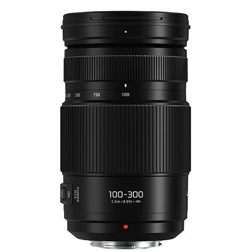 Panasonic Lumix G VARIO 100-300mm f/4.0-5.6 II Power O.I.S. Lens