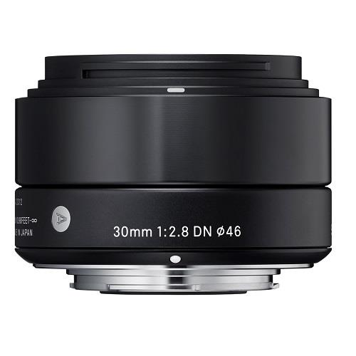 Sigma 30mm f/2.8 EX DN Lens - Sony E Mount