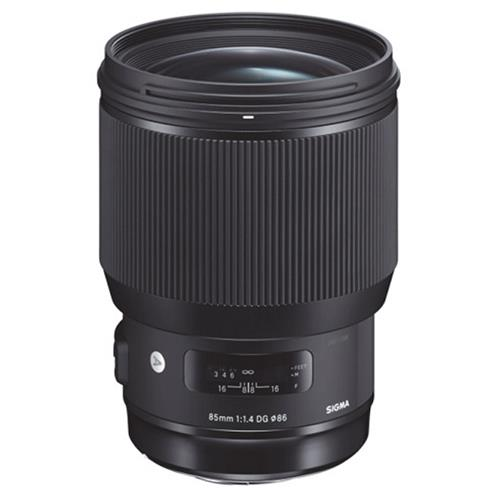 Sigma 85mm f/1.4 DG I HSM Lens for Canon