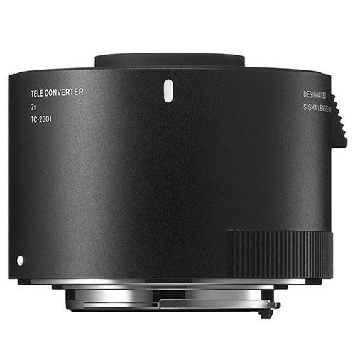 Sigma 2x Teleconverter TC-2001 for Canon EF Mount