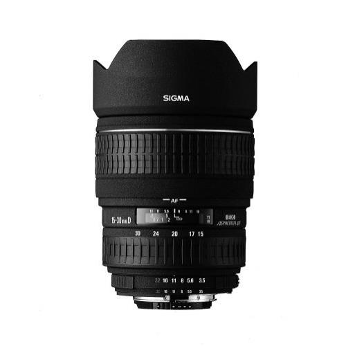 Sigma 15-30mm f/3.5-4.5 EX DG Minolta AF