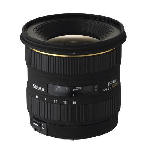 Sigma 10-20mm f/4-5.6 EX DC HSM (Canon AF)