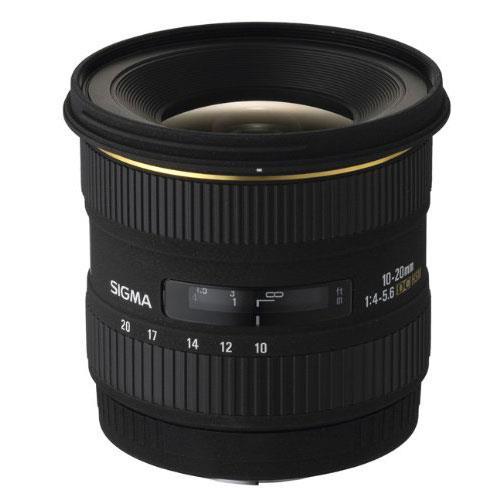 Sigma 10-20mm f/4-5.6 EX DC HSM (Nikon AF)