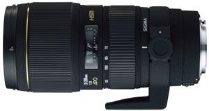 Sigma 70-200mm f/2.8 EX DG HSM (Canon AF)