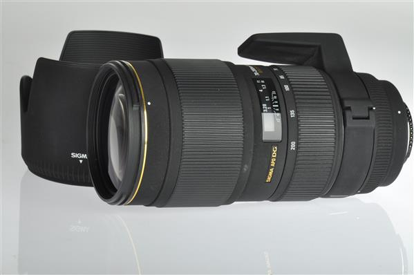 Sigma 70-200mm f/2.8 MkII EX (Nikon AFD)