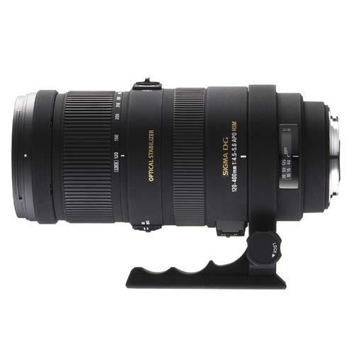 Sigma 120-400mm f/4.5-5.6 DG OS HSM (Nikon AF)