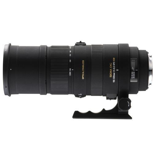 Sigma 150-500mm f/5-6.3 DG OS HSM Lens (Canon AF)