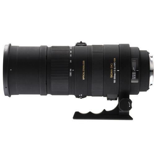 Sigma 150-500mm f/5-6.3 DG OS HSM Lens (Nikon AF)
