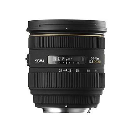 Sigma 24-70mm f/2.8 EX DG IF HSM (Nikon AF/ AFS)
