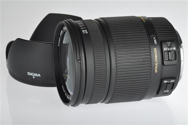 Sigma 18-250mm f3.5-6.3 DC OS HSM (Canon AF)