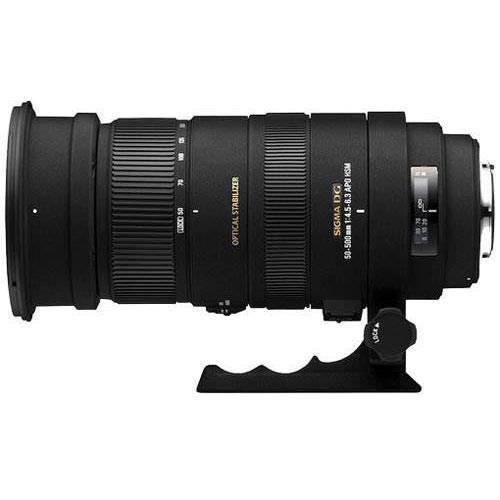 Sigma 50-500mm f/4.5-6.3 DG OS HSM (Canon EF)