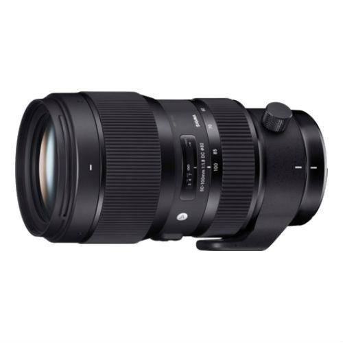 Sigma 50-100mm f/1.8 DC HSM Lens for Canon
