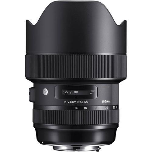 Sigma 14-24mm F2.8 DG HSM Art Lens for Nikon