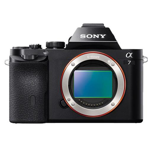 Sony Alpha a7 Compact System Camera Body