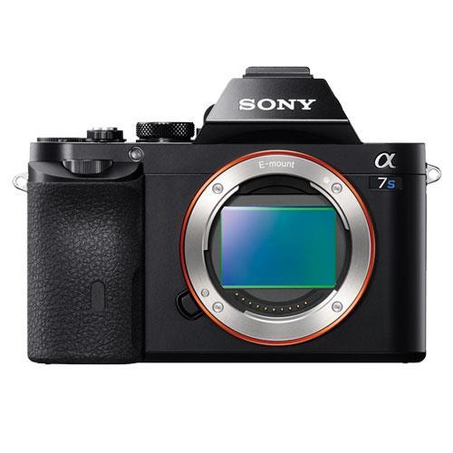 Sony Alpha a7S Compact System Camera Body