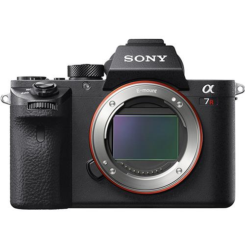 Sony a7R II Mirrorless Camera Body