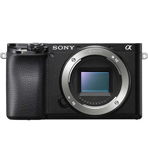Sony A6100 Mirrorless Camera Body