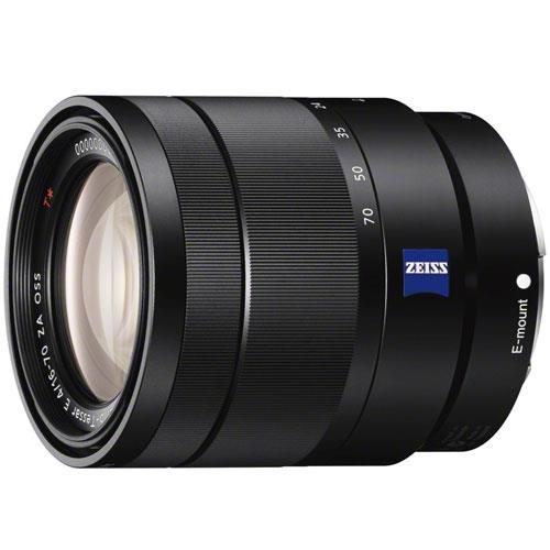 Sony Vario-Tessar T E 16-70mm F4 ZA OSS Lens - Ex Display