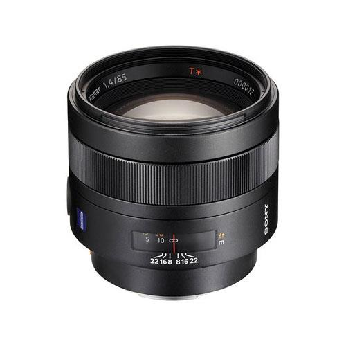 Sony 85mm f/1.4 ZA Carl Zeiss Planar T*