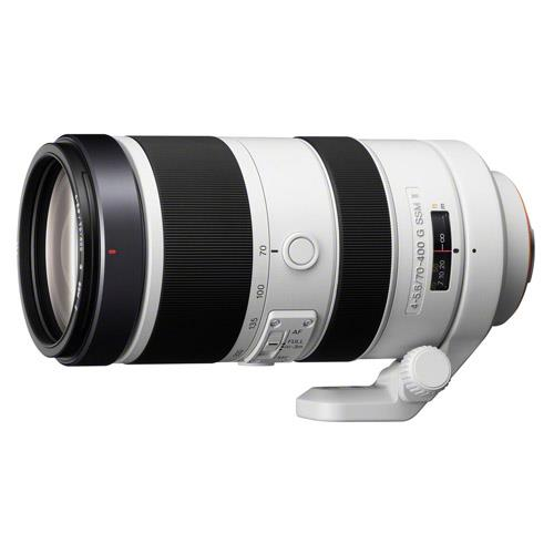 Sony 70-400mm f/4-5.6G SSM II Lens for A-Mount