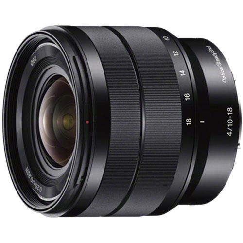Sony E 10-18mm F4 OSS Lens