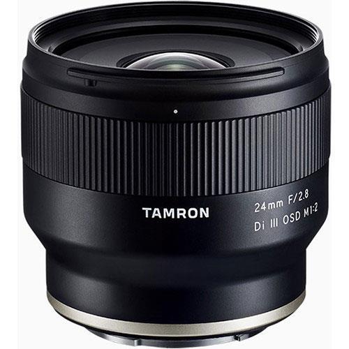 Tamron 24mm F/2.8 DI III OSD Macro Lens - Sony FE