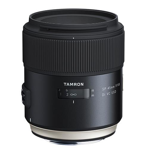 Tamron SP 45mm f/1.8 Di VC USD Lens for Nikon