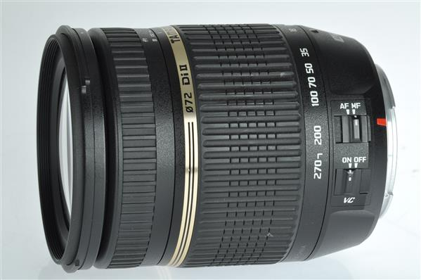 Tamron AF 18-270mm f/3.5-6.3 Di II VC LD Aspherical IF Macro (Canon Fit)