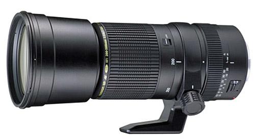 Tamron 200-500mm F5-6.3 DI (Nikon AFD)