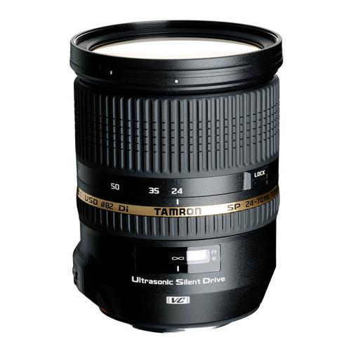 Tamron 24-70mm f/2.8 VC USD Lens for Canon