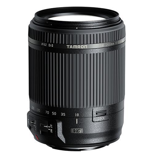Tamron 18-200mm f/3.5-6.3 DI II VC Lens - Nikon