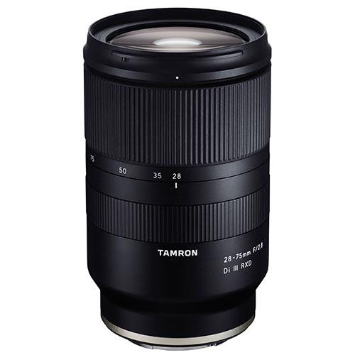 Tamron 28-75mm F/2.8 Di III RXD Lens for Sony E-mount