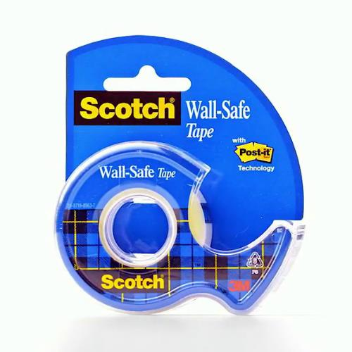 3M Scotch wall safe tape