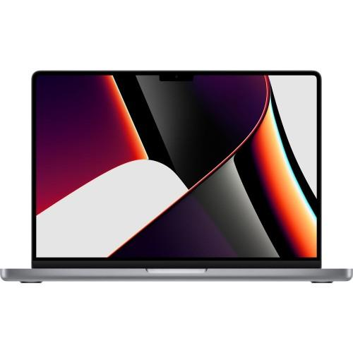 Apple MacBook Pro 14-inch (2021) M1 Pro chip with 8 core CPU and 14 core GPU 16GB Unified Memory 512GB SSD - Space Grey
