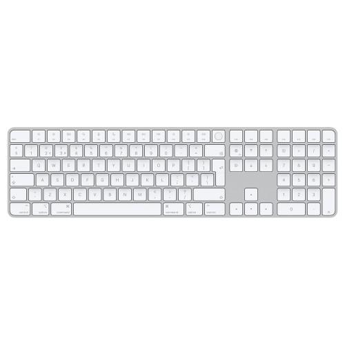 Apple Magic Keyboard with Touch ID and Numeric Keypad - British English