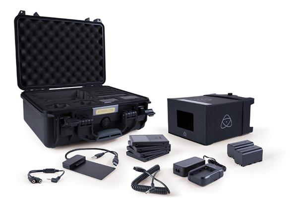 Atomos HPRC Carry Case and Accessory kit