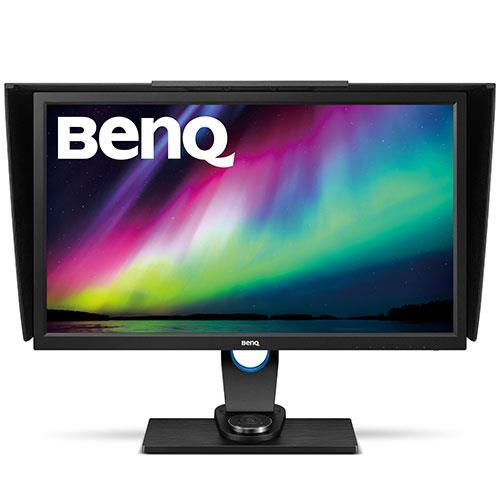 BenQ SW2700PT 27-inch Adobe RGB Colour Management Photographer Monitor