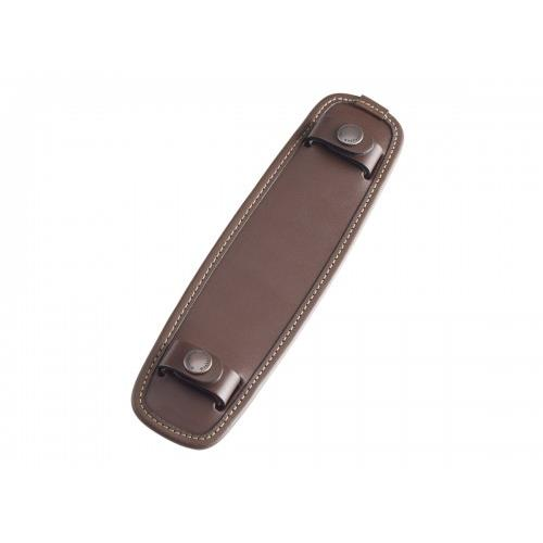 Billingham SP40 Leather Shoulder Pad - Chocolate