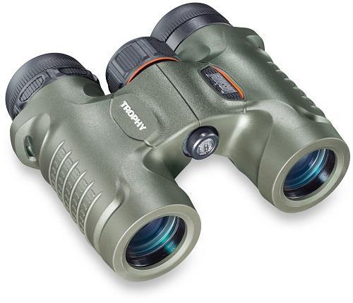 Bushnell 10X28 Trophy Binoculars - Green