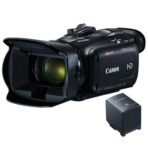 Canon Legria HF G26 Camcorder with Extra BP-820 Battery