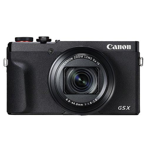 Canon PowerShot G5 X Mark II Digital Camera in Black