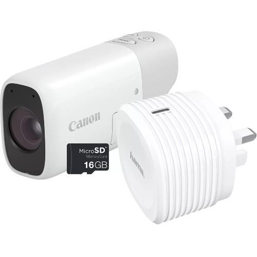 Canon Powershot ZOOM Essential Kit