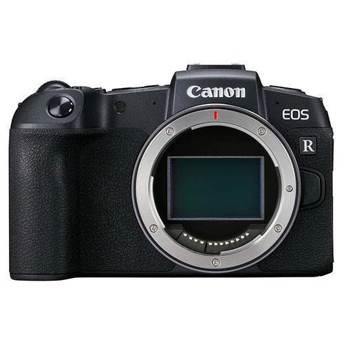 Canon EOS RP Mirrorless Camera Body with EF lens Mount Adapter - Ex Display