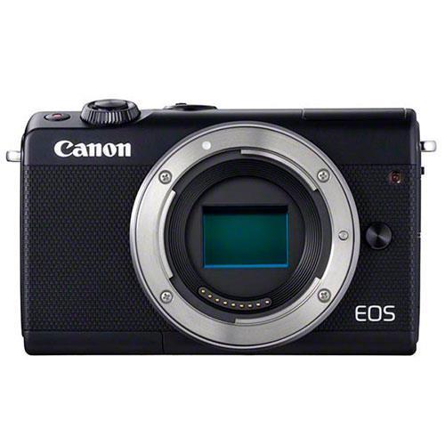 Canon EOS M100 Mirrorless Camera Body in Black - Ex Display