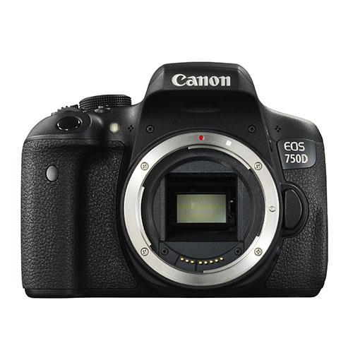 Canon EOS 750D Digital SLR Body