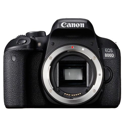 Canon EOS 800D Digital SLR Body - Ex Display