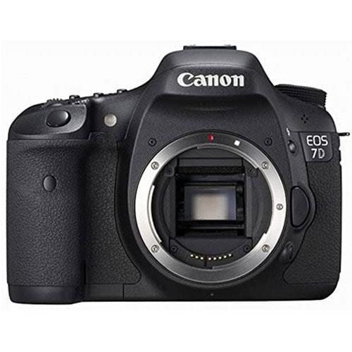 Canon EOS 7D Digital SLR Body - Ex Display